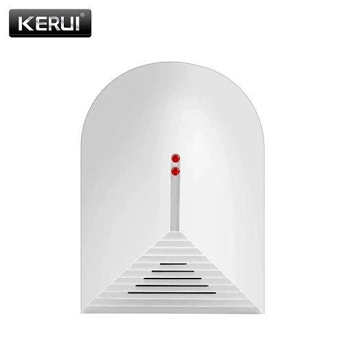 Беспроводной акустический датчик разбития стекла 433 МГц для gsm сигнализации KERUI