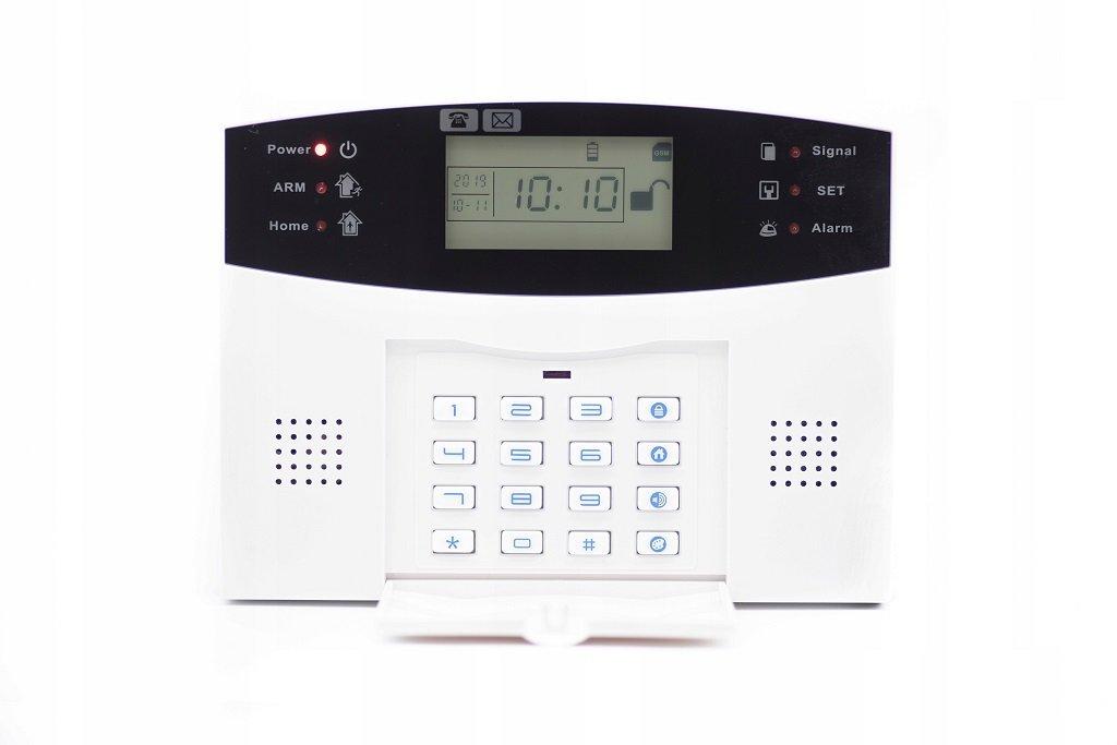 Блок контроля и управления GSM сигнализации