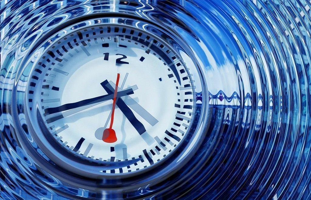 Когда перевели часы последний раз