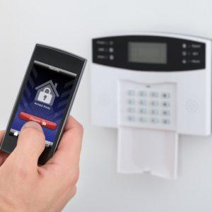 GSM Сигнализация в частный дом