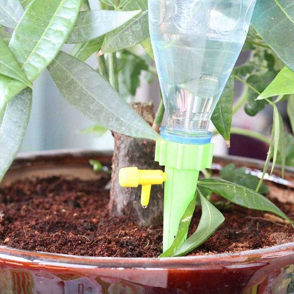 насадка для капельного полива на пластиковую бутылку