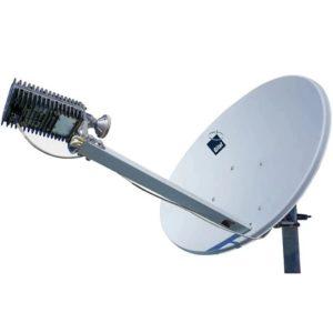 Комплект спутникового интернета Триколор