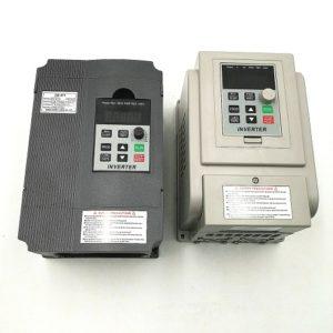 Преобразователь частоты AT1 вход 220 В 1 - фаза / выход 220 В 3 - фазы 1.5 кВт/2.2 кВт/4 кВт/5,5 кВт (на выбор)