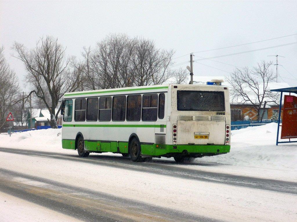 Автобус 165 Пенза-Грабово