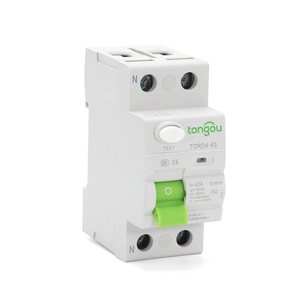 УЗО - устройство защитного отключения или дифференциальный автоматический выключатель